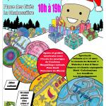 Affiche Marché de Noël 2016